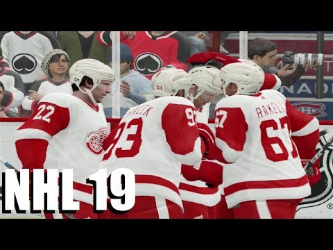 NHL 19 : The BEST WAY to REACH DIV 1  LOL