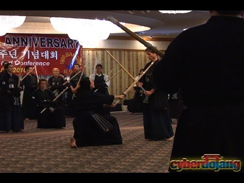 Hwa Rang Do® Gumtoogi: Sword fighting Fundamentals&Hwejun (Rotational) Strikes Image 1