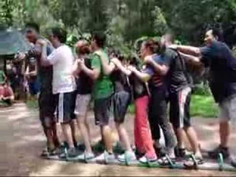 Corporate Team Building Outdoor Adventure