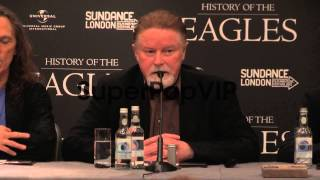 INTERVIEW: The Eagles on addictions at The Connaught Hote...