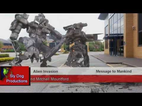 Alien Invasion   Message To Mankind (fx Guru & Action Movie Fx) video