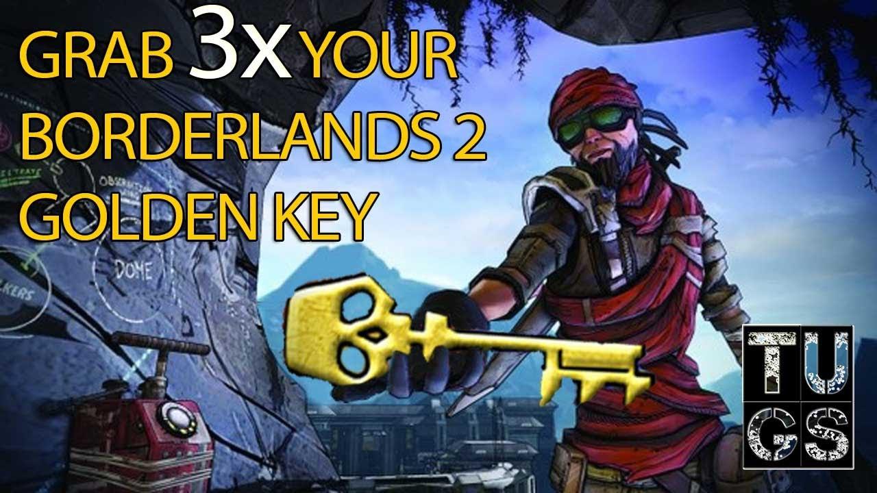 3 Mega SHIFT CODE Giveaway Free Golden Key Borderlands 2 ... Borderlands 2 Shift Codes