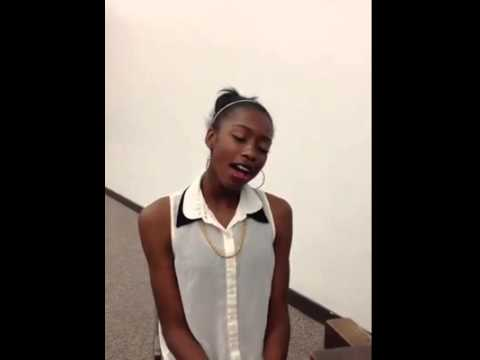 RACHEL - WHITNEY HOUSTON COVER