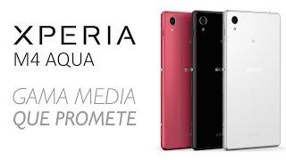 Sony Xperia® M4 Aqua: Análisis de Funciones (en vuestras manos) | Español