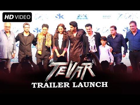 Tevar (Trailer Launch ) | Arjun Kapoor, Sonakshi Sinha & Manoj Bajpayee