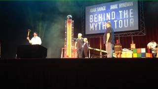 Matt Riley - Mythbusters Tour