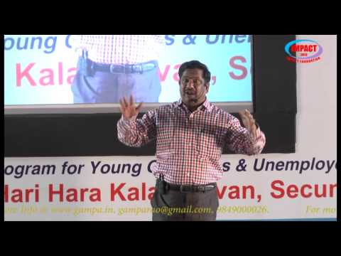 Sri Rallabandi Kavitha Prasad gari adbhuthamaina speech at IMPACT2013