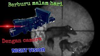 #berburuhamababi Berburu babi hutan & NV (Night Vision)