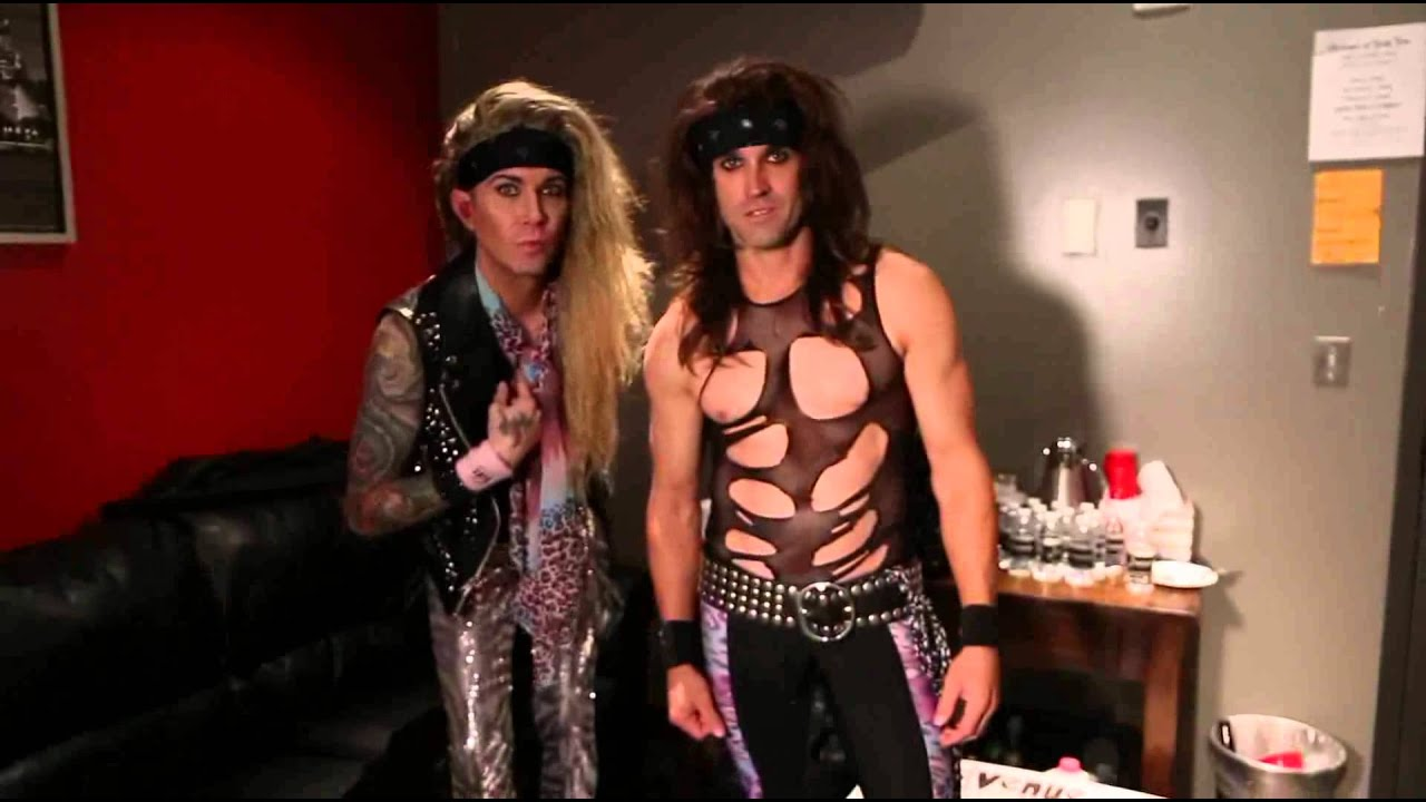 steel panther all you can eat tour 2015 m nchen youtube. Black Bedroom Furniture Sets. Home Design Ideas