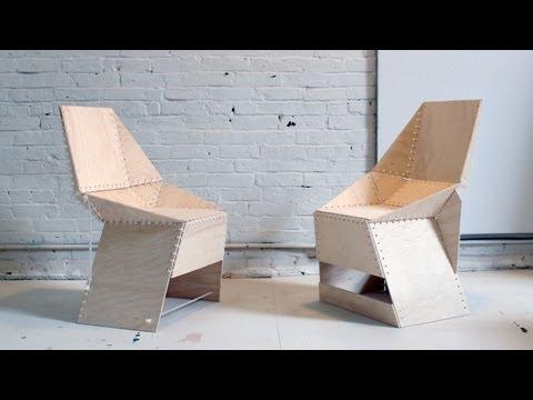 HomeMade Modern, EP 21 -- DIY The ZipStich Chair