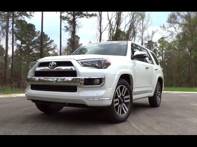 Full Tour-2015 Toyota 4Runner Limited - YouTube