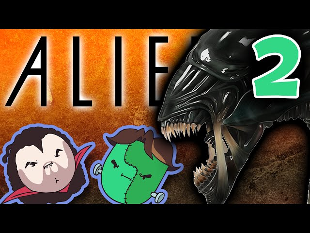 Alien 3: Aliens Exist - PART 2 - Game Grumps