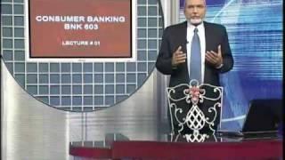 BNK603 - Consumer Banking