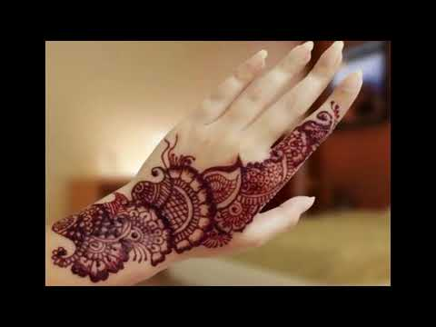 Latest Mehndi Designs For Eid Ul Adha 2018