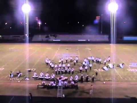 2010 Currituck County High School Marching Band