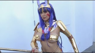 Anime Los Angeles (ALA) 2018 Cosplay Music Video Part 5