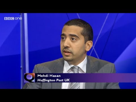 Mehdi Hasan savages the Daily Mail on BBC Question Time