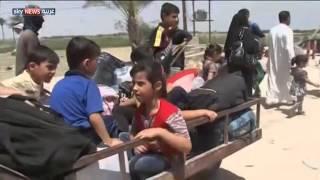 العثور على جثث من نازحي الأنبار ببغداد