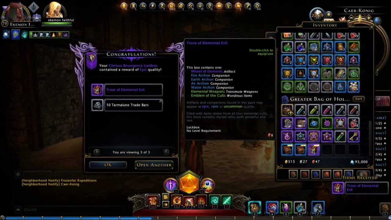Arc: Получи бесплатные подарки! Neverwinter - Arc Games