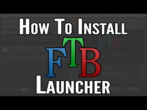 How To Install Feed The Beast Launcher (For Mac)