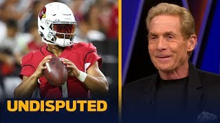 Skip Bayless: Kyler Murray showed he's a 'special playmaker' in preseason debut | NFL | UNDISPUTED