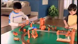 TrackMaster Zip, Zoom & Logging Adventure - TV Spot - Thomas & Friends - Fisher Price