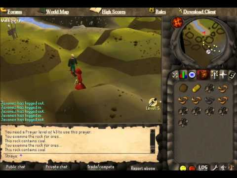 how to add friends on old school runescape