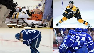 NHL: Return from Injury Goals