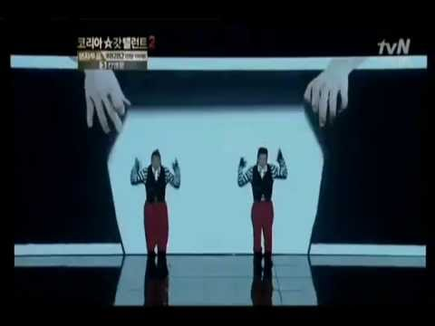 Khan and Moon - Korea`s Got Talent 2 Final,  -  2 