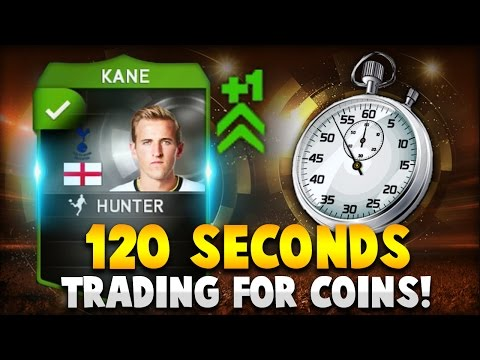 FIFA 15 - 120 SECONDS TRADING - EASY SILVERS!! Fifa 15 Ultimate Team Best Trading Methods!