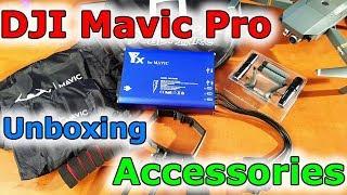 LighTake.com   DJI Mavic Pro accessories   příslušenství pro dron   unboxing   cz   česky