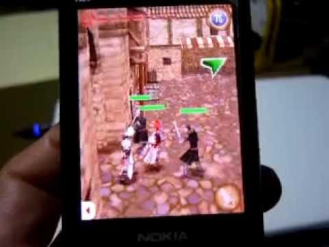 Espectacular Nokia N85 Original Mejores Juegos Del Momento.mpg