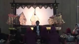 """Wayang Dakwah lakon """"Pandawa Traju"""" dalang Ki Suwito IAIN Purwokerto"""