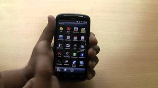 HTC Sensation Sense UI 3.0 Demo