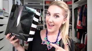 HUGE Sephora MAKEUP HAUL (and some Chanel)