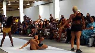 CEO Dancers at Africa Fashion Week London 2013 (Mobile Version)