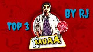 #bauaa#rjraunac#funnycall Bauaa Top 3 Funny Call||Radio Funny call prank by Bauaa||Rj Raunac