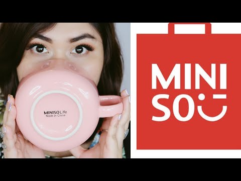 MINISO INDIA COLLECTIVE HAUL | Bharti Puri