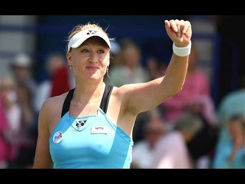 Elena Baltacha Dead: Former British No. 1 Elena Baltacha Dies After Cancer Battle At 30 (VIDEO)