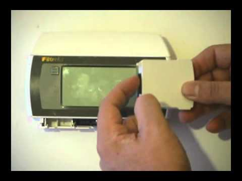 Filtrete 3M50 Thermostat - How to install WiFi U-Snap module
