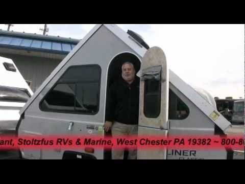 *SOLD* 2012 Columbia Northwest Aliner Classic Folding Camper - 30267