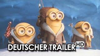 Minions Offizieller Trailer #1 Deutsch (2015) HD