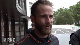 "Black Caps captain Kane Williamson ""gutted"" by Cricket World Cup loss"