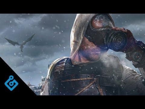 Metro Exodus - Exclusive Coverage Trailer