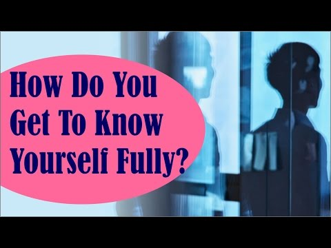 How do you get to know yourself fully? by Veer Krishna Prabhu #1