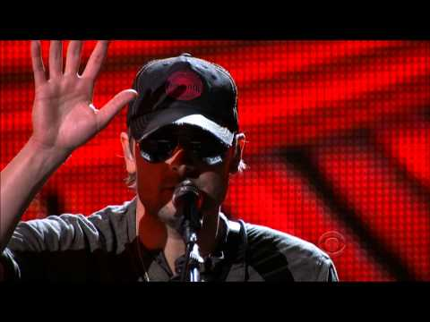 2012 Acm Awards - Eric Church - Springsteen video