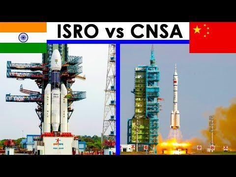 ISRO vs CNSA : Who's ahead in the Asian Space Race?