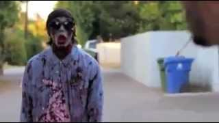 Zombie Dancing Oppa Gangnam Style ( FUNNY)