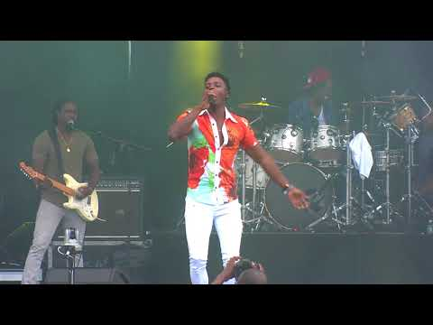Play Romain Virgo Makes Winning Debut - Groovin In The Park 2018 in Mp3, Mp4 and 3GP
