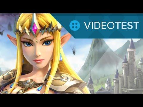 Hyrule Warriors : la bonne surprise ! (vidéo-test)